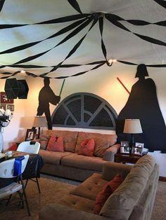 Jedi Vinny Star Wars Party | CatchMyParty.com