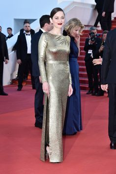 Marion Cotillard - Every Gorgeous Gown From the 2016 Cannes Film Festival - Photos