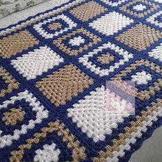 Мобильный LiveInternet МОЙ ЛЮБИМЫЙ БАБУШКИН КВАДРАТ! | SCARLET5 - Дневник SCARLET5 | Chunky Crochet, Crochet Poncho, Baby Blanket Crochet, Afghan Crochet Patterns, Crochet Squares, Patchwork Blanket, Granny Square Blanket, Manta Crochet, Crochet Diagram