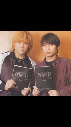 Morikawa Toshiyuki & Ishida Akira in Night Head Genesis (2006)