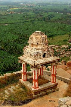 Ruins of Hampi, India