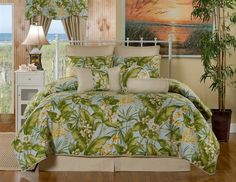 Victor Mill St. Croix Bedding Collection - Paul's Home Fashions