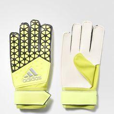 ACE Training Goalkeeper Gloves - Yellow Goalkeeper 9e810a9f27ff0