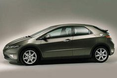 2006 Honda Civic Euro