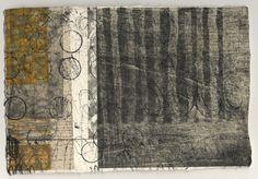 "Paul Furneaux ""Grey Sea"" Size: 15 x Media: mokuhanga and etching Road Markings, Japanese Watercolor, Mixed Media Painting, Woodblock Print, Sketchbooks, Artist At Work, Painting & Drawing, Printmaking, Abstract Art"