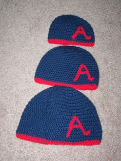 Daddy/Son sports hats