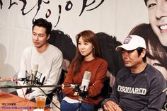 It's Okay That's Love press briefing with Jo In Sung, Gong Hyo Jin and
