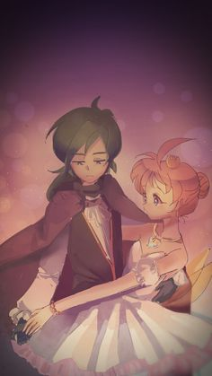 The Knight and the Princess- Fakir and Duck as Princess Tutu Me Me Me Anime, Anime Guys, Princess Tutu Anime, Princesa Tutu, Cute Anime Couples, Manga, Pretty Art, Magical Girl, Shoujo