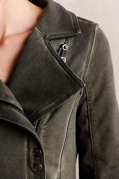Meri Moto Jacket anthropologie.com #anthrofave