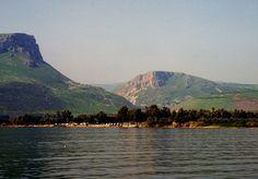 Mt. Arbel- Sea of Galillee (Tiberias)