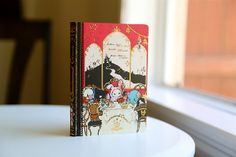 San-X Sentimental Circus Secret Anniversary Memo Pad:  Tea at the Castle...cute Japanese stationery!  #JapaneseStationery #Stationery #ayellowgiraffe #writemore #paper #journal