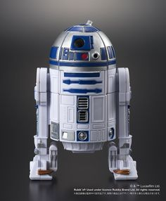 Custom Instructions for R2-D2 May 4th Polybag Variant R2-Q5 Episode VI
