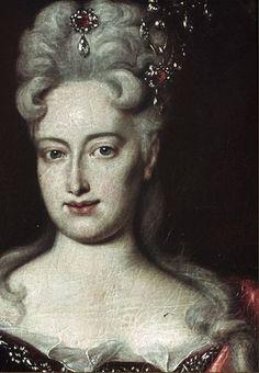 Marie-Antoinette's Grandmother