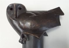 Peter Harskamp, Kerkuil, Bronze