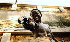 City of God - A gangster movie in a league of its own, whatever your mood is Cidade de Deus will leave you awed by how brilliantly it's executed