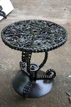 welded art | Kathis Garden Art Rust-n-Stuff: Stuff in my studio right now ...
