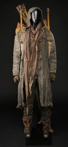 Lot # 20- Noah Auction - Noah Journeying Costume