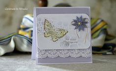 Handmade by Mihaela: Butterfly stamp MM1616