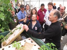 Jan. 12, 2016, Whitby, Ont. — Want to learn more about aquaponics?