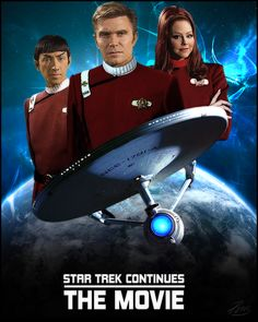 Star Trek Continues: The Movie Star Trek 4, Star Trek Bridge, Star Trek Reboot, Star Trek Ships, Star Trek Actors, Star Trek Characters, Star Trek Movies, Star Trek Continues, Deep Space Nine