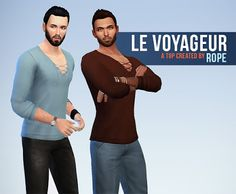 My Sims 4 Blog: Clothing - AM - All