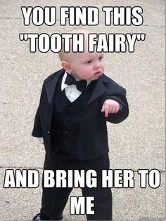 Godfather baby!