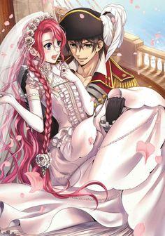 Anime couple M.R ♡