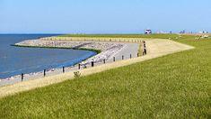 Droogte op de dijk Ameland juni 2018 Juni, Holland, Golf Courses, The Nederlands, The Netherlands, Netherlands