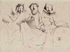 Bards | The Art of Nicholas McNally Fun Stuff, Artist, Fun Things, Artists