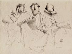 Bards | The Art of Nicholas McNally