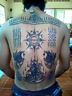 Tattoo thai