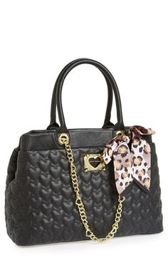 Betsey Johnson 'Be My Everything' Shopper available at #Nordstrom