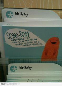 Birthdaycard :-)