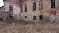 Opuszczony pałac starosty