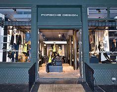 Porsche design store frankfurt airport porsche design for Furniture stores in soho new york city