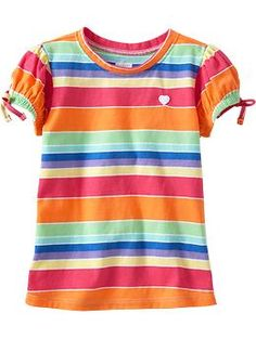 Puff-Sleeve Tees for Baby   Old Navy