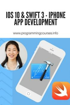 iOS 10 & Swift 3 - iPhone App Development #swift #mobileappdevelopment