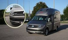 The compact Micros on the brand new Volkswagen T6 - 4Motion for extraordinary travel comfort. Italian Style since 1977.