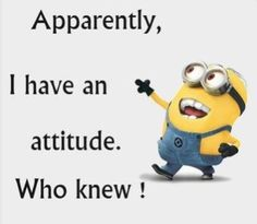 Funny minion quotes are the best way to brighten your mood or your friends. here is some awesome funny minion quotes with pictures just for you for the day Funny Minion Memes, Minions Quotes, Funny Jokes, Hilarious, Minion Humor, Minion Sayings, Funny Texts, Minions Love, Minions Minions
