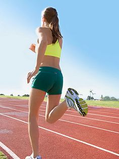 The 4 BEST stretches for runners. #fitnessmagazine