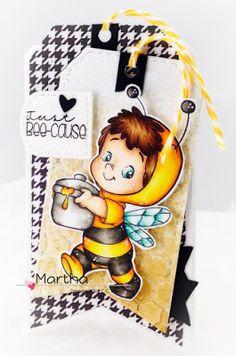 C.C. Designs: Just Bee-Cause