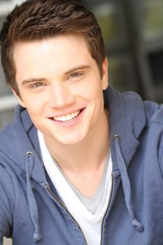 Cameron deane stewart- great smile recognize him from iCarly, Geography Club, and Pitch Perfect.