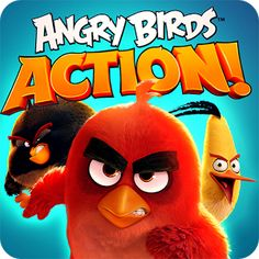 Angry Birds Action! v1.9.4 [MODs]