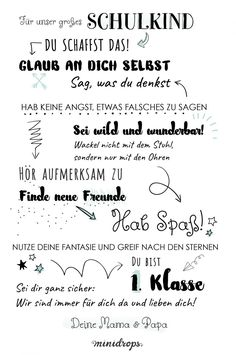 Sprüche und Zitate über Familie, Kinder und das Leben Schoolchild saying Milestone Poster Related Post Quotes from Nelson Mandela for Kids to Learn about. 100 Paper Plate Crafts for Kids Family Quotes, Life Quotes, Kindergarten Portfolio, Starting School, Maila, School Motivation, Quotes Motivation, Elementary Education, Primary Education