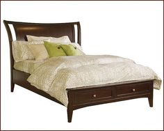 Kensington Storage Bed Queen- $3,799