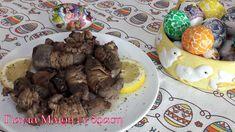 Γαρδουμπάκια στο τηγάνι - Γιαγιά Μαίρη Εν Δράσει Beef, Ethnic Recipes, Food, Meat, Essen, Meals, Yemek, Eten, Steak