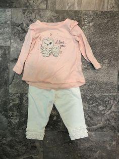 487a3fdd4 NWT Carters Baby Girl 24 Months 2 Piece Fleece Christmas Pajama ...
