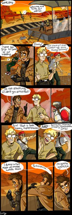 FNV - Six might be a little tiny bit of a stalker Fallout Comics, Fallout Funny, Fallout Fan Art, Fallout Concept Art, Vegas Quotes, Yes Man, Fallout New Vegas, Funny Games, Looks Cool