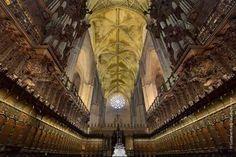 La Catedral de Santa María de la Sede de Sevilla es la catedral gótica más grande del mundo. La multisecular Catedral española es, además, la tercera mayor ...