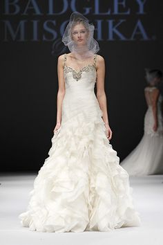 Hedren of Badgley Mischka Spring 2015 Bridal Collection - Official Website